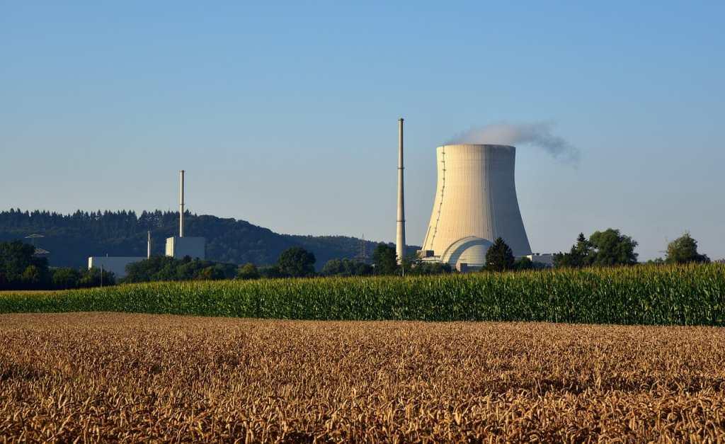 nuclear power plant, nuclear power plant isar, nuclear power