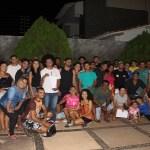 Quadrilheiros de José de Freitas recebem apoio da Fundação Municipal de Cultura