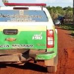 Ex-presidiário é preso em José de Freitas após quebrar móveis e ameaçar a mãe de morte