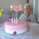 Maria Pereira do Nascimento comemora um Centenário de Vida em José de Freitas