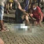 Bebê de três meses morre atropelado por motociclista em Teresina