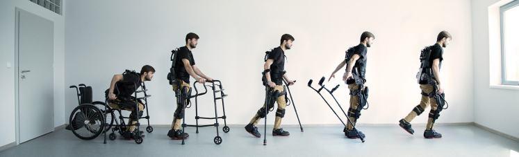 Super-Humanos Por Meio da Tecnologia: Exoesqueleto