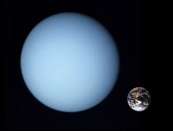 Quem descobriu Urano?