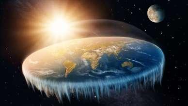 Sociedade da Terra plana responde a Elon Musk no Twitter e diz que Marte é redondo