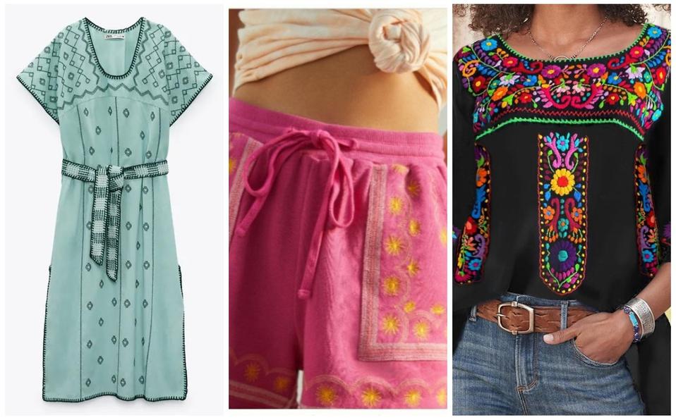 Secretaría de Cultura pide explicación a Zara por apropiación cultural de textiles indígenas | Realidad Oaxaca