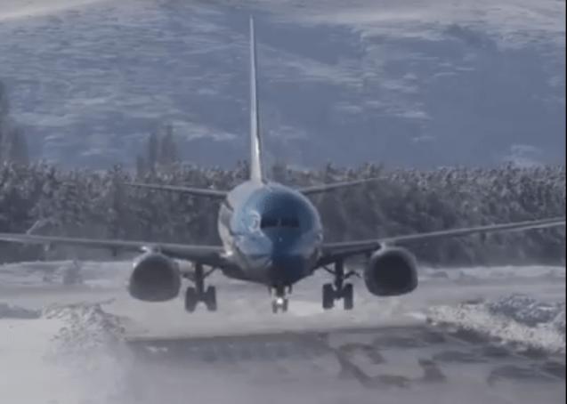 Para la temporada invernal Aerolíneas Argentinas sumará vuelos desde Córdoba y Rosario a Chapelco