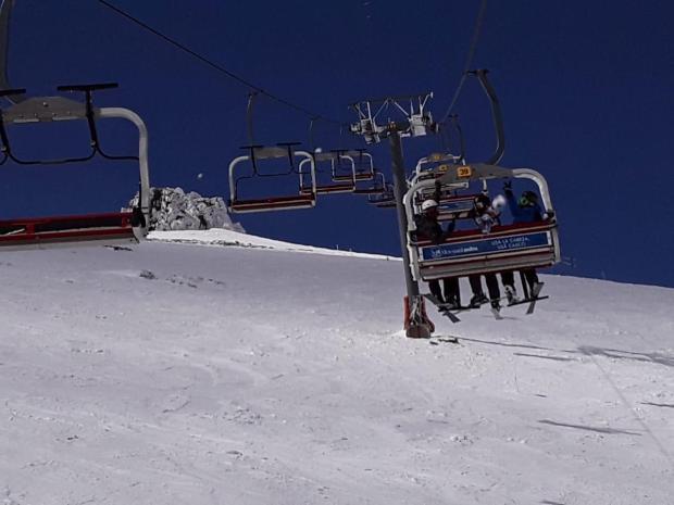 Focarazzo: «La gestión que estamos realizando es la apertura de la temporada invernal en julio y el ingreso de turistas extranjeros vacunados»