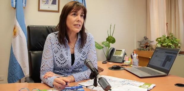Marisa Focarazzo destacó que desde julio habrá temporada invernal, aunque «será una temporada distinta»