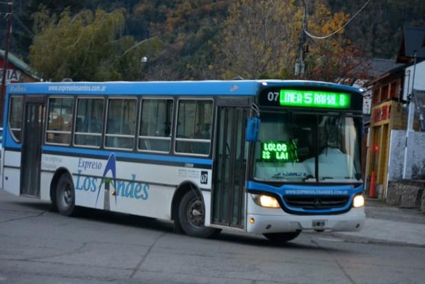 A la espera de gasoil, sigue vigente el cronograma de emergencia del transporte urbano de pasajeros