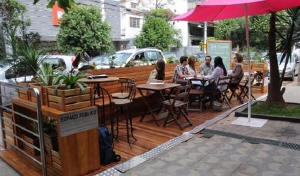 El ejecutivo municipal presentó un proyecto para desarrollar Terrazas Gastronómicas en la ciudad