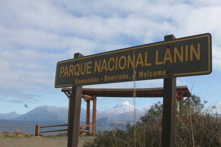Valores de acceso a los distintos sectores del Parque Nacional Lanín