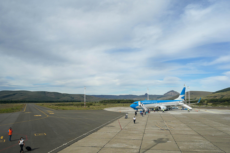 Aeropuerto Chapelco Carlos Campos Vuelos Aerolíneas Argentinas
