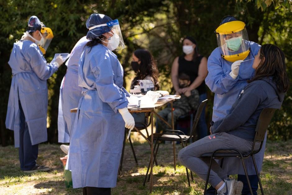 El Hospital emitió el parte semanal con 12 nuevos contagios, 39 recuperados y son 38 los casos de Covid en la ciudad