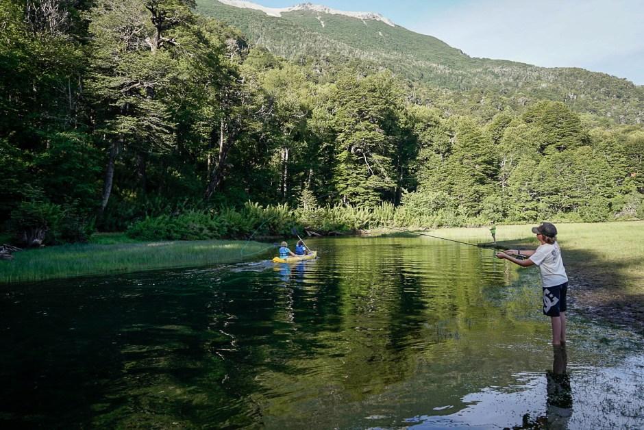 Laguna Verde, un lugar para conectarse con la naturaleza