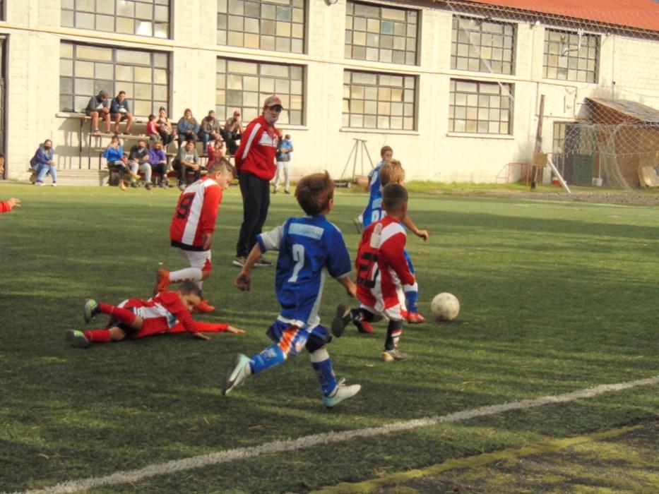 Este fin de semana comenzó el Campeonato de Fútbol Infantil y Juvenil