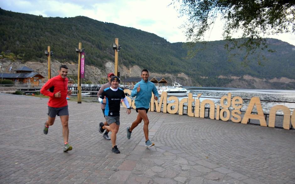 Agustín Roca: «No fue un mal fin de semana»