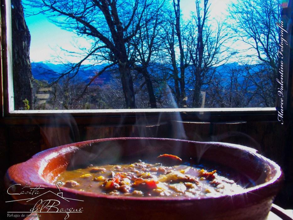 La Casita del Bosque: exquisita gastronomía de montaña en el Cerro Chapelco