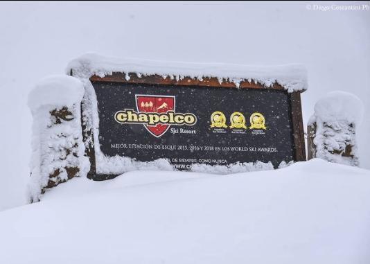 Chapelco inicia la temporada 2021 este domingo 11 de julio
