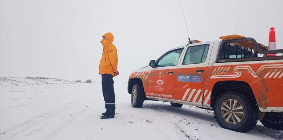 Organismos provinciales y nacionales coordinaron actividades que pondrán en marcha en el Operativo Nieve
