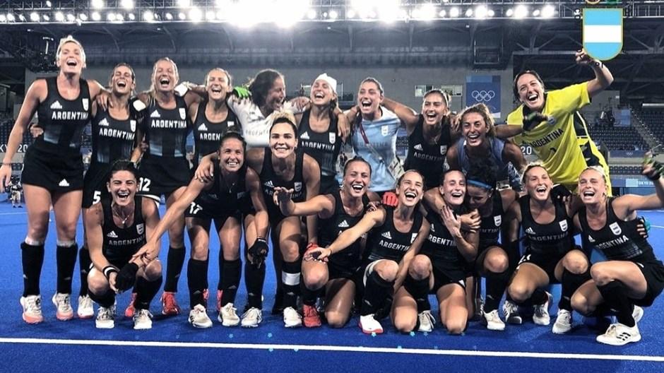 Las Leonas le ganaron a India y buscarán su primera medalla de oro ante Países Bajos