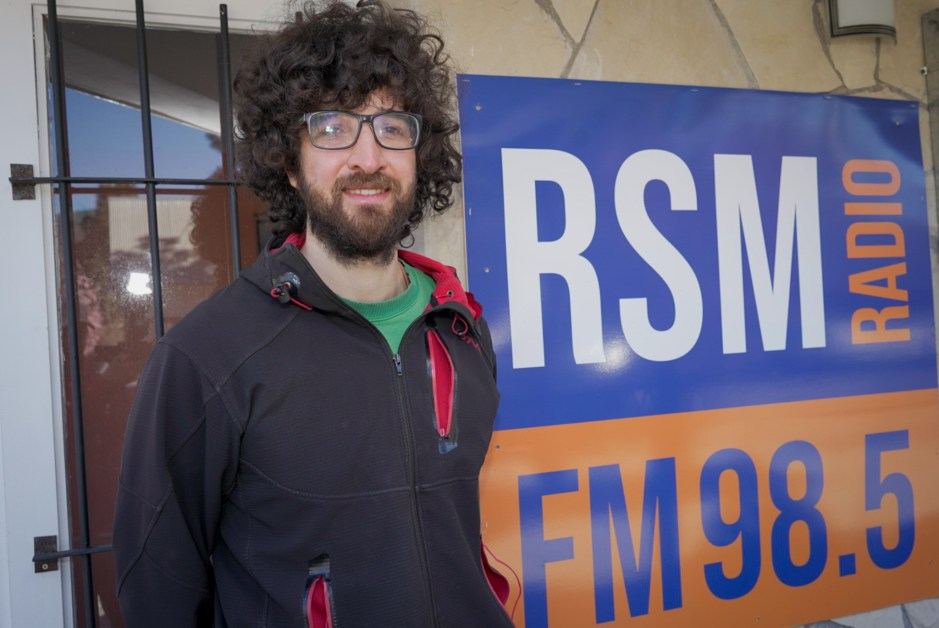 Made in San Martín de los Andes: la historia de Santiago, el joven que viajará a Japón por una beca doctoral