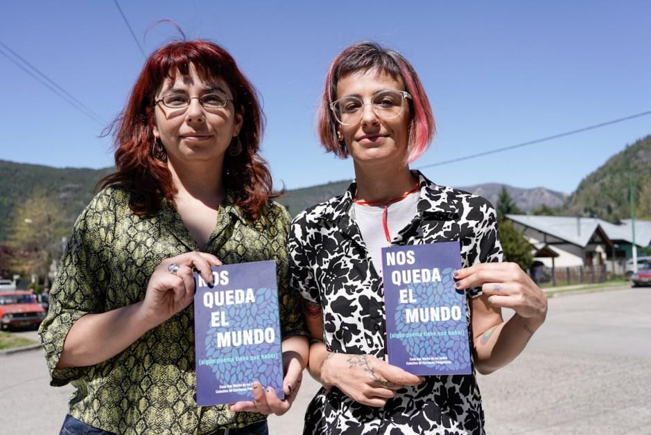 """""""Nos queda el mundo"""": una antología poética, patagónica y feminista"""