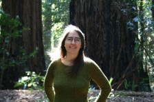 Erica Jones profile photo, Navarro River redwoods