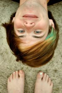 189/365 - Head Over Heels