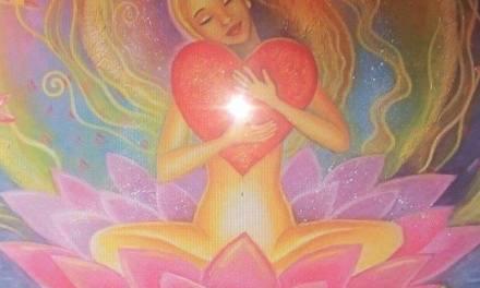 Vous êtes déjà une centrale d'amour branchée sur la source de tout ce qui est!