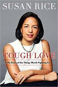 Cover of Tough Love: My Story of the Things Worth Fighting For book
