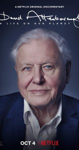Cover of David Attenborough: A Life on Our Planet video