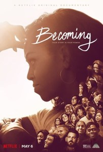 Cover of Becoming (2020 documentary film) book
