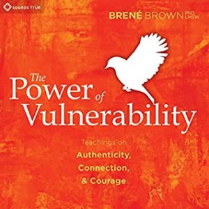 Cover of The Power of Vulnerability: Teachings of Authenticity, Connection, and Couragebook