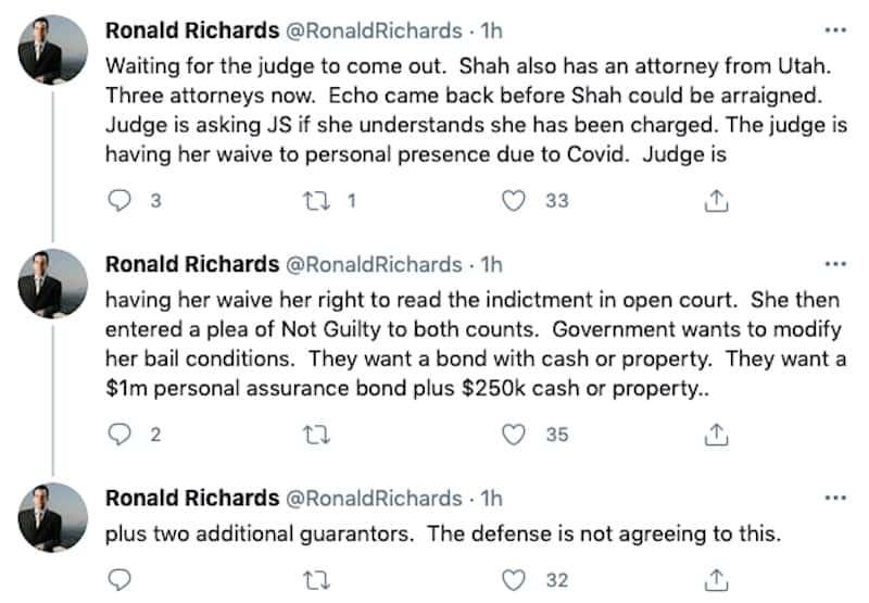 RHOSLC Jen Shah Hires Three Attorneys Amid Fraud Case