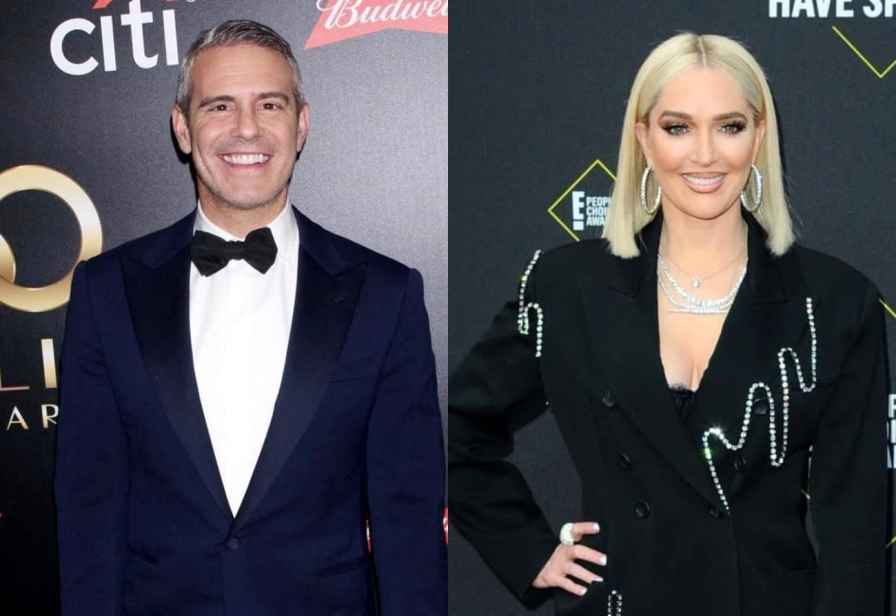 REPORT: Bravo encouraged Andy Cohen to grill Erika Jayne at RHOBH Reunion Taping as source reveals the network's strategic plan