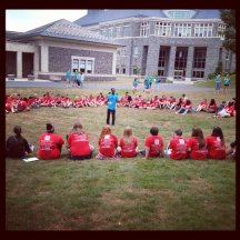 2012 Youth Summit with Ritney Castine