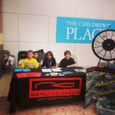 Plattsburgh Reality Check at Champlain Centres Mall