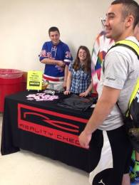 Mechanicville High School students educating students