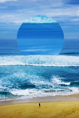 """FIRST RUNNER UP: """"OCEAN MIRROR"""" BY YOVCHO GORCHEV"""