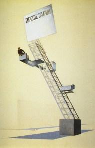 Lenin Tribune, El Lissitzky