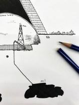 Oil Rig Detail