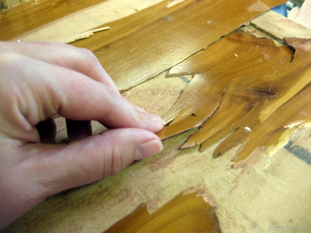 How To Strip Paint Off Laminate Cabinets