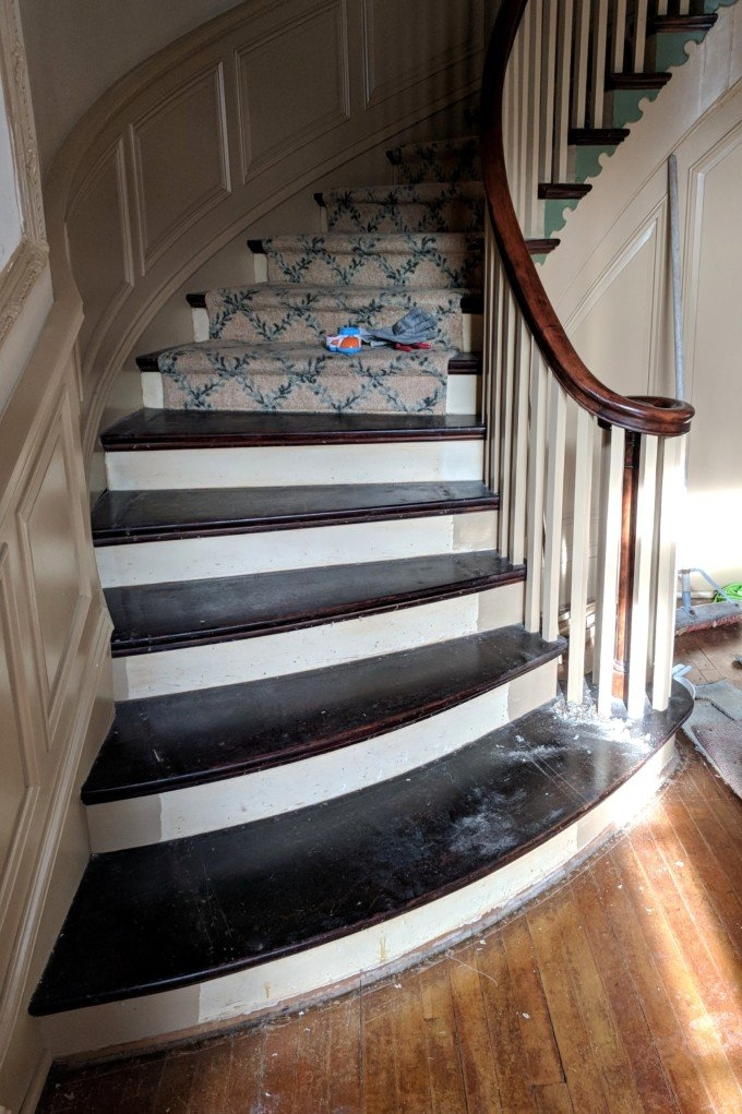 How To Remove Stair Carpet Tips And Tricks Reality Daydream | Cost To Have Stairs Carpeted | Wood | Stair Tread | Hardwood Flooring | Tile | Installation