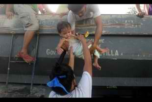 APPEAL FOR AID TO VICTIMS OF HAIYAN IN THE PHILIPPINES