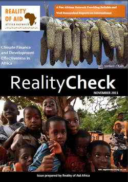 Climate Finance and Development Effectiveness in Africa