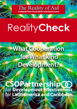 What Cooperation for What Kind of Development?