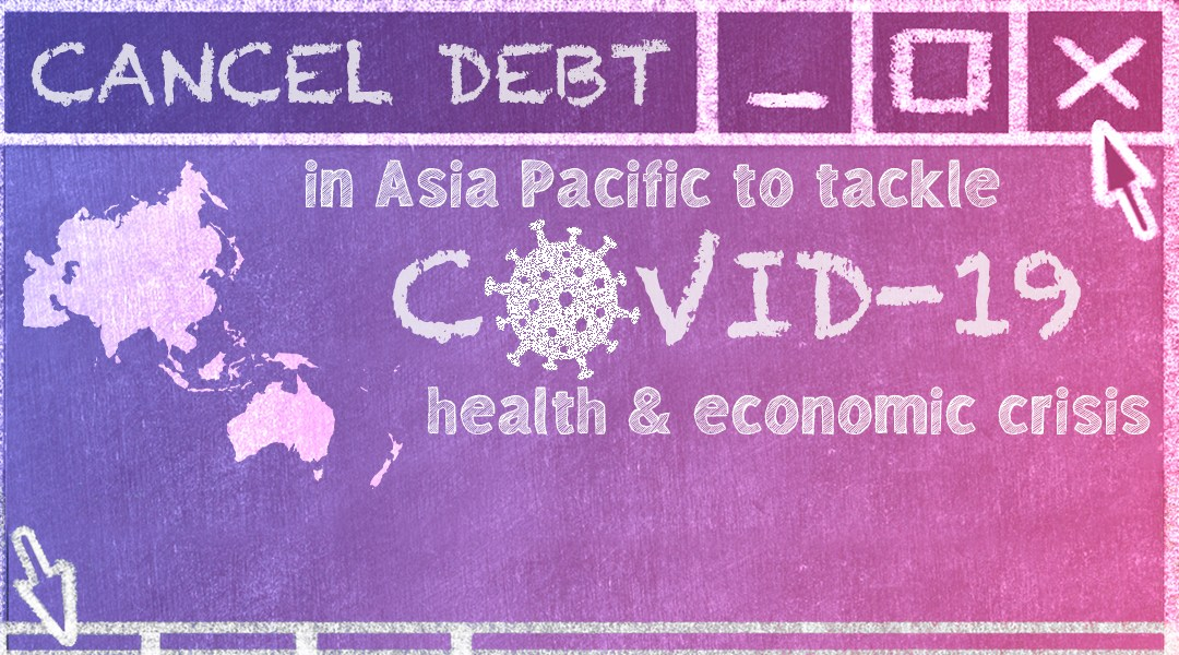 AID TALKS Webinar | Cancel Debt in Asia Pacific