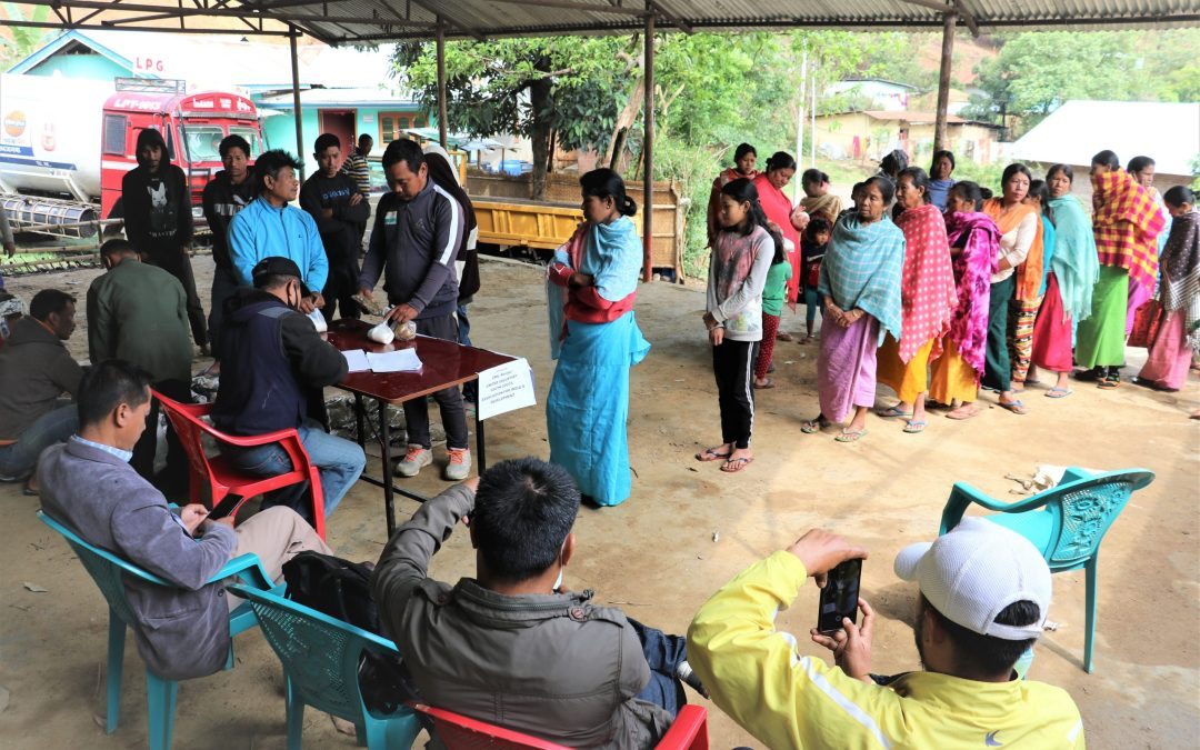 COVID-19 Pandemic: Responses & Challenges in Manipur