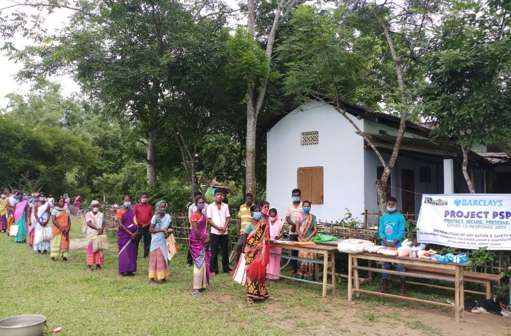CRISIS WITHIN CRISIS: Responding to COVID-19 in times of flood in Assam