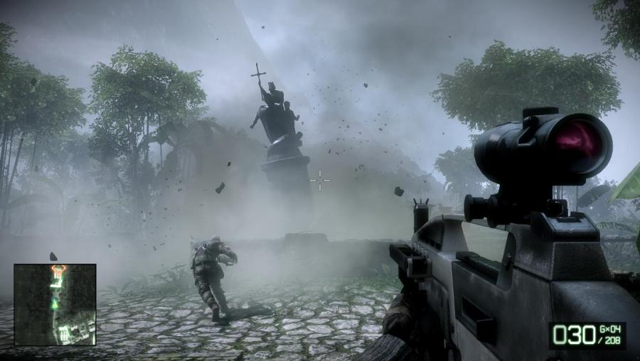 Top 10 First Person Shooter Games for PC   REALITYPOD 8  Battlefield  Bad Company 2